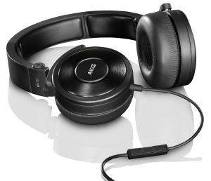 AKG K619 PREMIUM DJ ON-EAR HEADSET BLACK