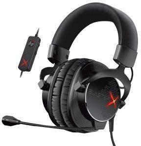 CREATIVE SOUND BLASTERX H7 TOURNAMENT EDITION GAMING HEADSET ήχος  amp  εικόνα mp3 ακουστικα headset