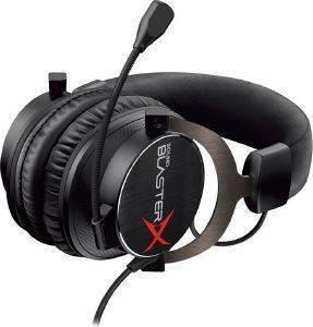 CREATIVE SOUND BLASTERX H5 TOURNAMENT EDITION PROFESSIONAL ANALOG GAMING HEADSET ήχος  amp  εικόνα mp3 ακουστικα headset