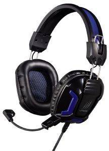 HAMA 113744 URAGE SOUNDZ ESSENTIAL GAMING HEADSET BLACK