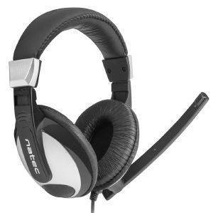 NATEC NSL-0780 CRANE HEADPHONES WITH MICROPHONE
