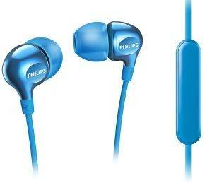 PHILIPS SHE3705BL/00 MYJAM VIBES IN-EAR HEADPHONES WITH MIC BLUE