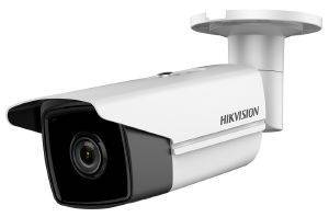HIKVISION DS-2CD2T35FWD-I8 6M CAMERA IP BULLET 3MP 6MM IR 80M ήχος  amp  εικόνα security καμερεσ