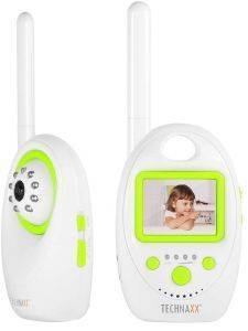 TECHNAXX WIRELESS BABY SECURITY CAMERA TX-17