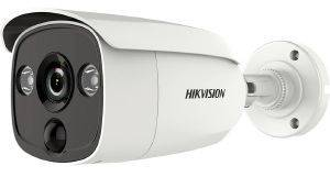HIKVISION DS-2CE12H0T-PIRL28 5MP PIR BULLET CAMERA 2.8MM
