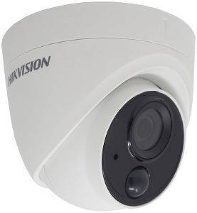 HIKVISION DS-2CE71H0T-PIRL28 5MP PIR TURRET CAMERA 2.8MM