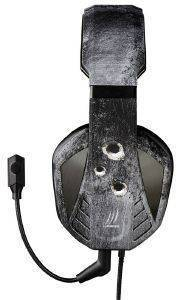 HAMA 113737 URAGE SOUNDZ EVO GAMING HEADSET BLACK