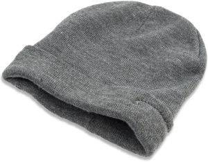4SMARTS BASIC WIRELESS HEADSET BEANIE WITH CUFF GREY