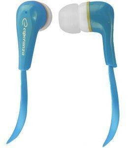 ESPERANZA EH146B STEREO EARPHONES LOLLIPOP BLUE