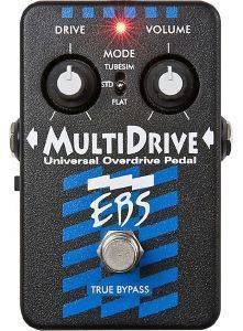 ΠΕΤΑΛΙ EBS EBS-MD-SE MULTIDRIVE OVERDRIVE PEDAL FOR BASS