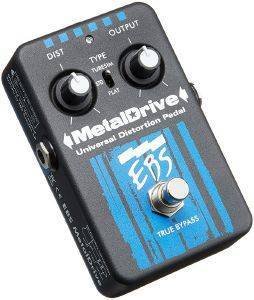 ΠΕΤΑΛΙ EBS EBS-MT-SE METALDRIVE DISTORTION PEDAL FOR BASS