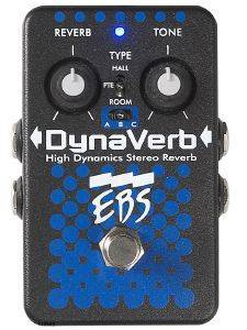 ΠΕΤΑΛΙ EBS EBS-DV-SE DYNABERB DIGITAL REVERB PEDAL FOR BASS