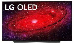 TV LG OLED55CX3LA 55'' OLED SMART 4K ULTRA HD