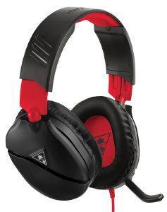 TURTLE BEACH RECON 70N BLACK OVER-EAR STEREO GAMING HEADSET TBS-8010-02