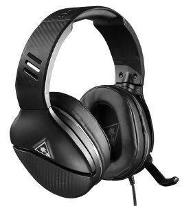 TURTLE BEACH RECON 200 BLACK OVER-EAR STEREO GAMING-HEADSET TBS-3200-02