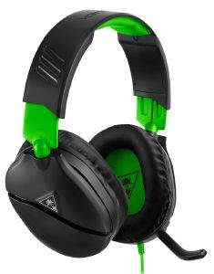 TURTLE BEACH RECON 70X BLACK/GREEN GAMING-HEADSET TBS-2555-02