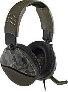 TURTLE BEACH RECON 70 CAMO GREEN OVER-EAR STEREO GAMING-HEADSET TBS-6455-02