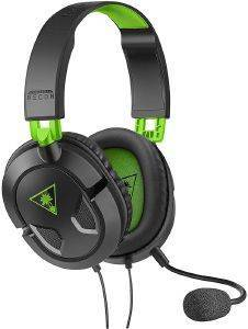 TURTLE BEACH RECON 50X BLACK/GREEN GAMING-HEADSET TBS-2303-02
