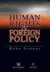 HUMAN RIGHTS AND FOREIGN POLICY