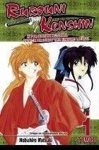 RUROUNI KENSHIN 1 Η ΡΟΜΑΝΤΙΚΗ ΙΣΤΟΡΙΑ ΤΟΥ ΞΙΦΟΜΑΧΟΥ ΤΗΣ ΕΠΟΧΗΣ ΜΕΙΤΖΙ βιβλία κομικ manga