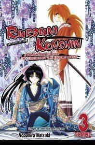 RUROUNI KENSHIN 3 ΚΙΝΗΤΡΟ ΓΙΑ ΔΡΑΣΗ βιβλία κομικ manga