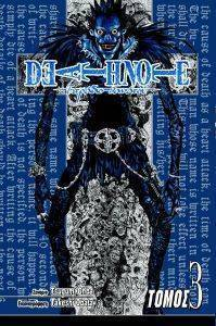 DEATHNOTE ΤΟΜΟΣ 3 βιβλία κομικ manga