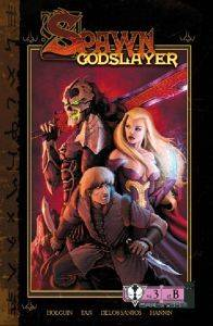 SPAWN GODWLAYER 3 βιβλία κομικ graphic novels