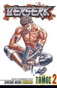 BERSERK ΤΟΜΟΣ 2 βιβλία κομικ manga