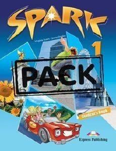 SPARK 1 PACK STUDENT BOOK βιβλία εκμαθηση ξενων γλωσσων αγγλικα
