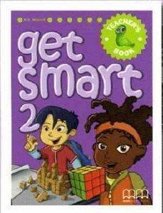 GET SMART 2 - TEACHERS BOOK βιβλία εκμαθηση ξενων γλωσσων αγγλικα
