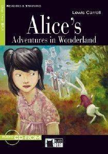 ALICE ADVENTURES IN WONDERLAND + CD AUDIO