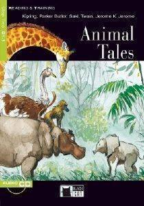 ANIMAL TALES + CD AUDIO