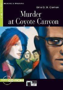MURDER AT COYOTE CANYON + CD AUDIO