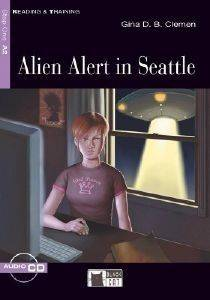 ALIEN ALERT IN SEATLE + CD AUDIO