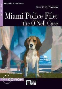 MIAMI POLICE FILE THE O NELL CASE + CD AUDIO