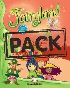 FAIRYLAND 4 PACK PUPILS BOOK (+ Pupils Audio CD, DVD PAL - ieBook) βιβλία εκμαθηση ξενων γλωσσων αγγλικα