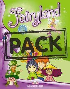 FAIRYLAND 3 PACK PUPILS BOOK(+ Pupils Audio CD, DVD PAL - ieBook) βιβλία εκμαθηση ξενων γλωσσων αγγλικα