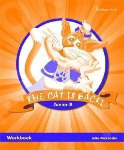 THE CAT IS BACK JUNIOR B WORKBOOK