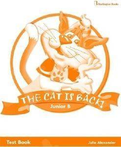 THE CAT IS BACK JUNIOR B TEST BOOK