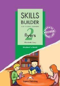 SKILLS BUILDER FLYERS 2 STUDENTS BOOK REVISED FORMAT FOR 200 βιβλία εκμαθηση ξενων γλωσσων αγγλικα