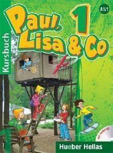 PAUL LISA - CO 1 KURSBUCH (ΒΙΒΛΙΟ ΜΑΘΗΤΗ) βιβλία εκμαθηση ξενων γλωσσων γερμανικα