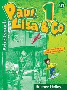 PAUL LISA - CO 1 ARBEITSBUCH (ΒΙΒΛΙΟ ΑΣΚΗΣΕΩΝ) βιβλία εκμαθηση ξενων γλωσσων γερμανικα