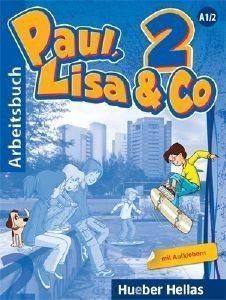 PAUL LISA - CO 2 ARBEITSBUCH (ΒΙΒΛΙΟ ΑΣΚΗΣΕΩΝ) βιβλία εκμαθηση ξενων γλωσσων γερμανικα