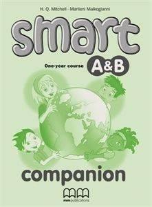 SMART JUNIOR A - B COMPANION βιβλία εκμαθηση ξενων γλωσσων αγγλικα