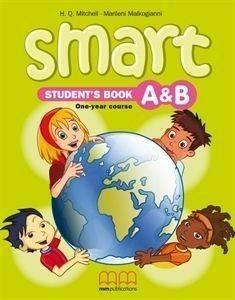 SMART JUNIOR A - B STUDENTS BOOK βιβλία εκμαθηση ξενων γλωσσων αγγλικα