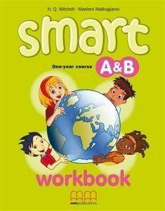 SMART JUNIOR A - B WORKBOOK βιβλία εκμαθηση ξενων γλωσσων αγγλικα