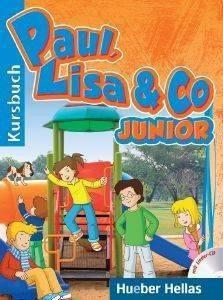 PAUL LISA - CO JUNIOR KURSBUCH (ΒΙΒΛΙΟ ΜΑΘΗΤΗ) βιβλία εκμαθηση ξενων γλωσσων γερμανικα