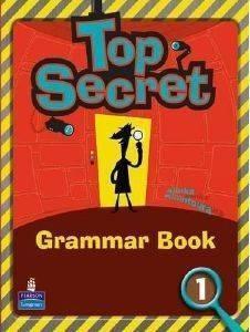TOP SECRET 1 GRAMMAR βιβλία εκμαθηση ξενων γλωσσων αγγλικα