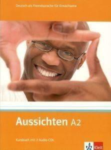 AUSSICHTEN A2 KURSBUCH +2 AUDIO CDS (ΒΙΒΛΙΟ ΜΑΘΗΤΗ) βιβλία εκμαθηση ξενων γλωσσων γερμανικα