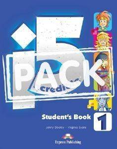INCREDIBLE 5-1 STUDENTS BOOK (+MULTI-ROM-IEBOOK) βιβλία εκμαθηση ξενων γλωσσων αγγλικα